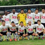 Kaya FC Escapes form Sinking versus Navy