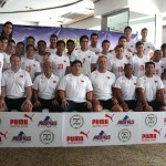 Puma the Official Outfitter of the Philippine Azkals